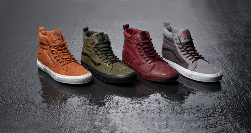 Vans All Weather Mountain Chaussures