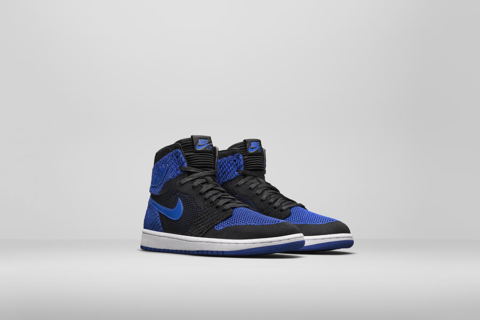 Air Jordan 1 Flyknit Royal