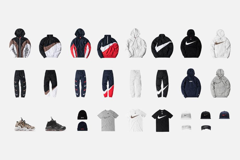 Nike x KITH - Take Flight Collection