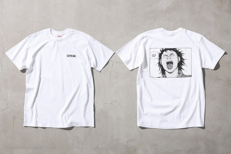 Supreme x Akira AH17 Collection