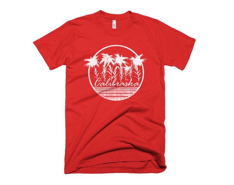 T-Shirt Calibraska - Corner 3 Tees