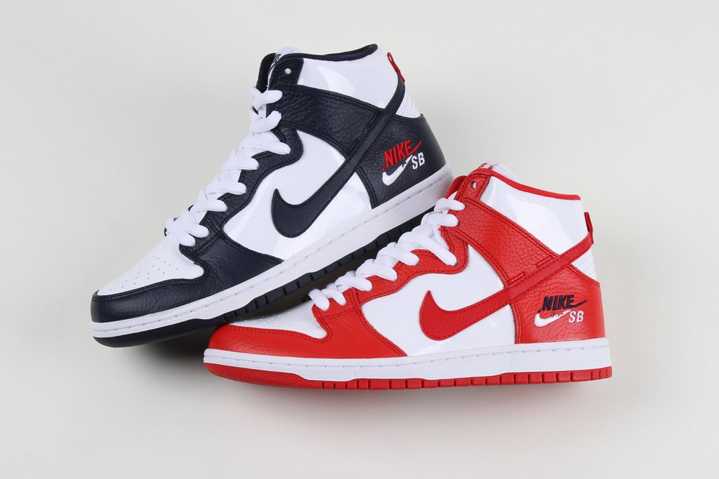 Nike SB Dunk High Pro Dream Team Pack
