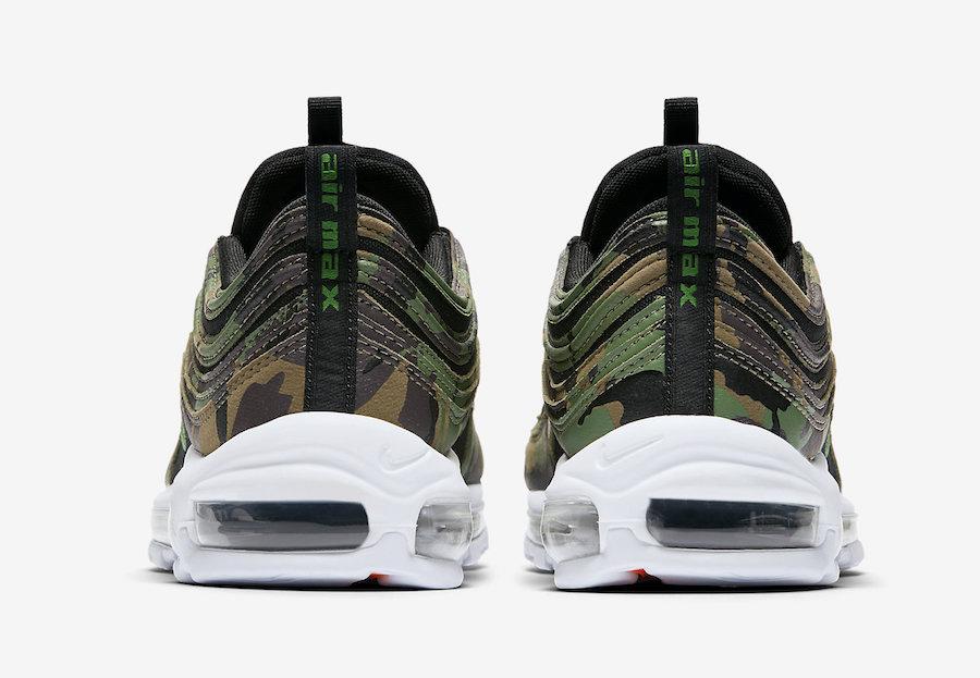 Nike Air Max 97 Country Camo UK
