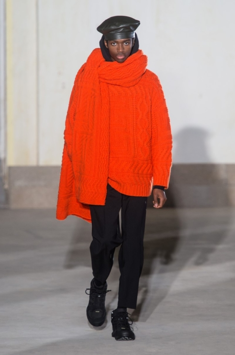 Études - Fall/Winter 2018-2019 - Paris Fashion Week