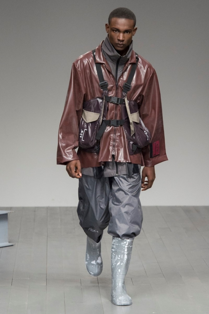 A-Cold-Wall - Automne/Hiver 2018 – London Fashion Week Men's