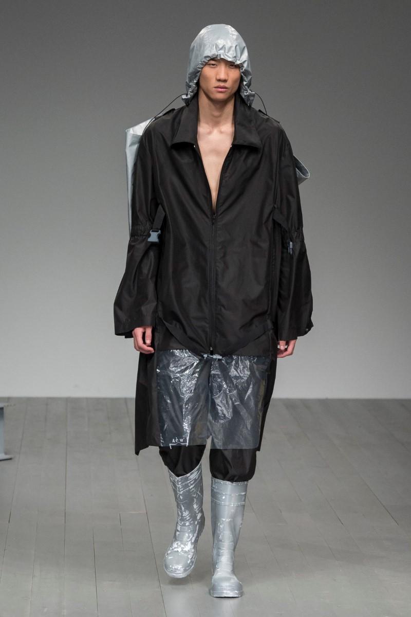 A-Cold-Wall - Fall/Winter 2018 – London Fashion Week Men's