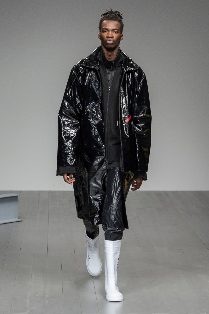 A-Cold-Wall - Fall/Winter 2018 – London Fashion Week Men's
