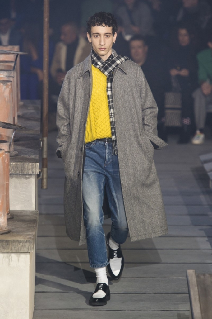 AMI Alexandre Mattiussi - Automne/Hiver 2018-2019 - Paris Fashion Week
