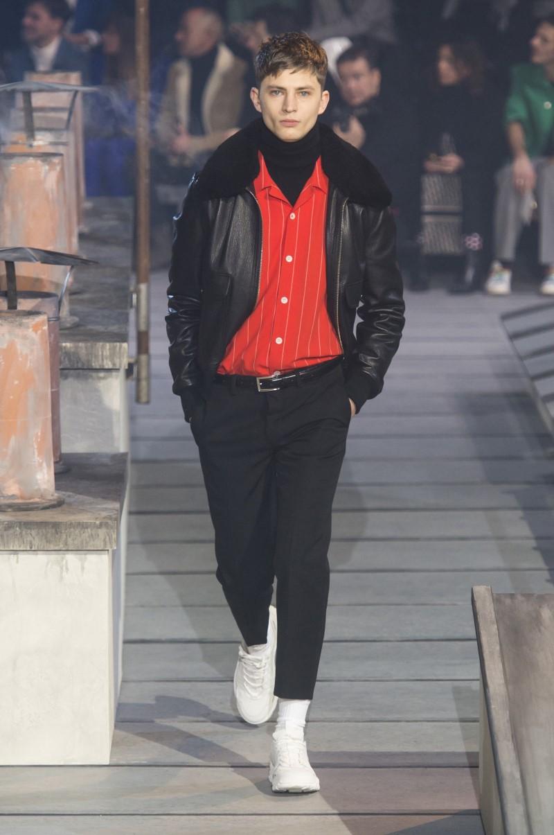 AMI Alexandre Mattiussi - Fall/Winter 2018-2019 - Paris Fashion Week