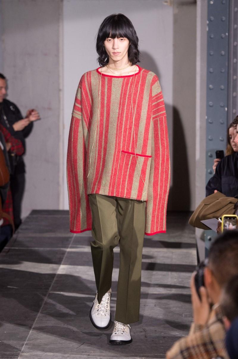 Acne Studios - Fall - Winter 2018-2019 - Paris Fashion Week