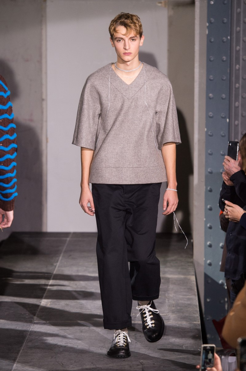 Acne Studios - Fall - Winter 2018-2019 - Paris Fashion Week