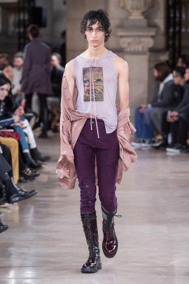 Ann Demeulemeester - Fall/Winter 2018-2019 - Paris Fashion Week