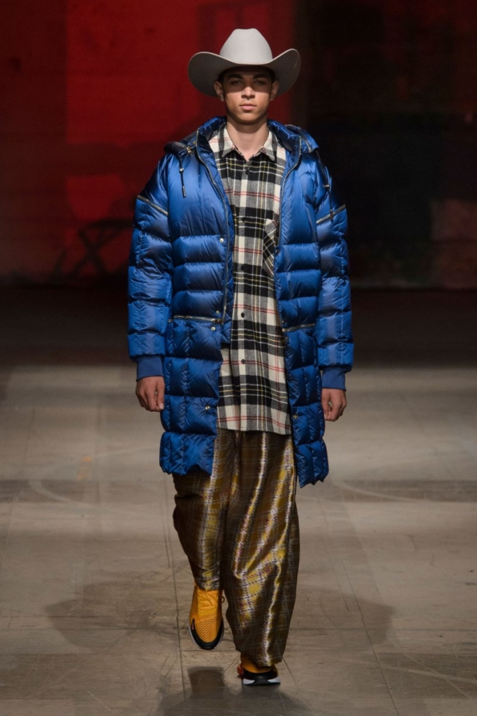 Astrid Andersen - Fall/Winter 2018 - London Fashion Week Men's