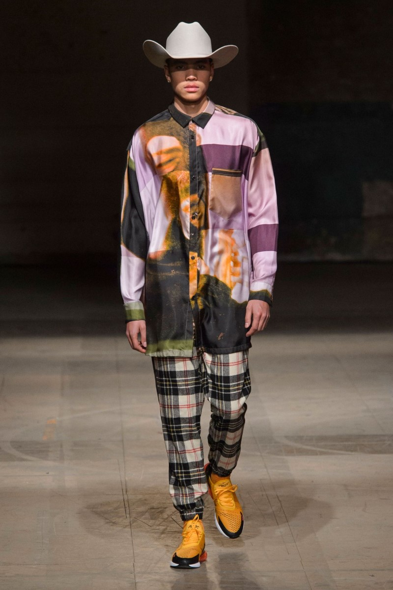 Astrid Andersen - Fall/Winter 2018 - London Fashion Week Men's