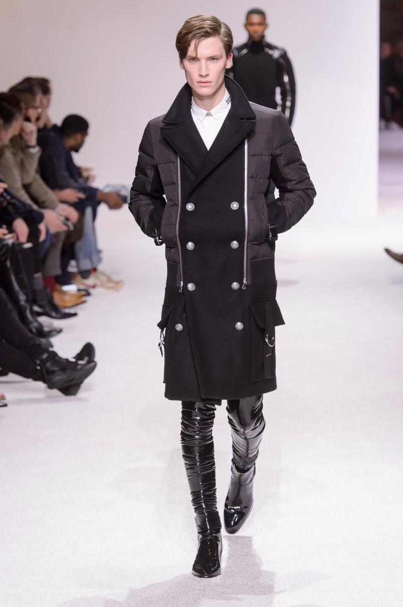 Balmain - Fall/Winter 2018-2019 - Paris Fashion Week