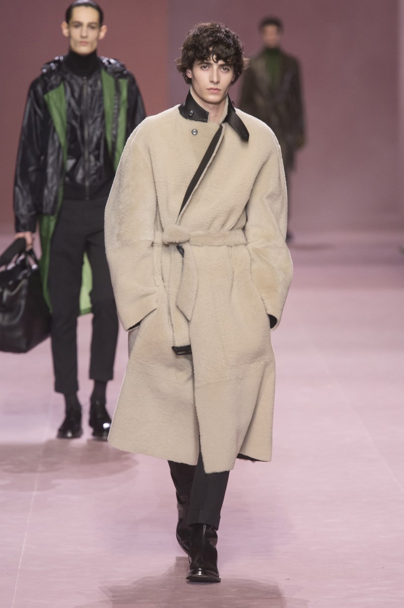 Berluti - Fall/Winter 2018-2019 - Paris Fashion Week