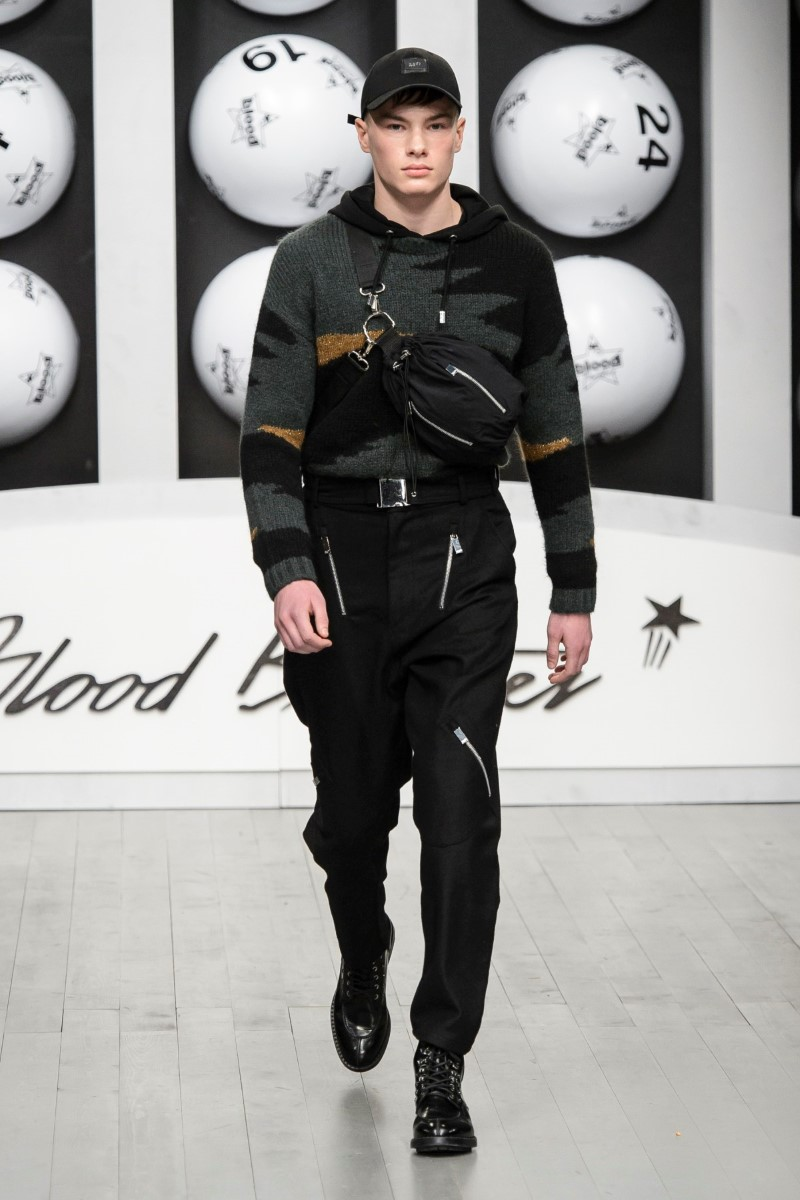 Blood Brother - Fall/Winter 2018 – London Fashion Week Men's