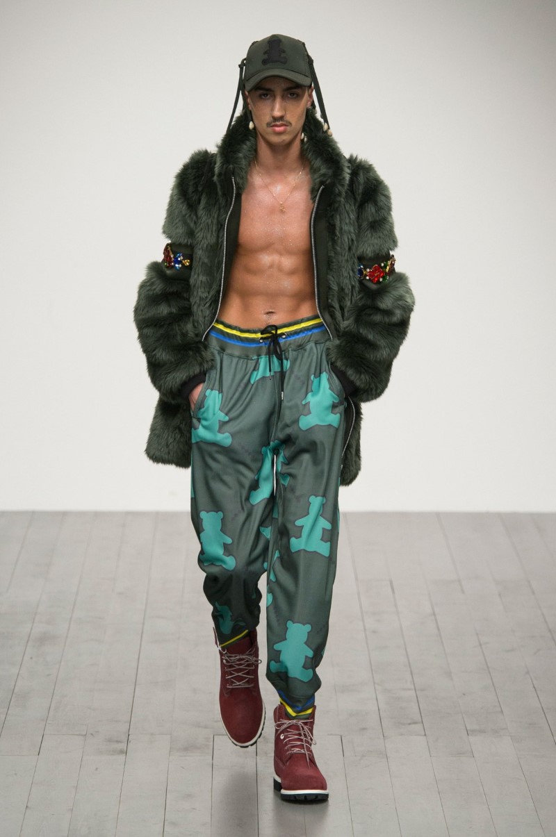 Bobby Abley - Fall/Winter 2018 – London Fashion Week Men's