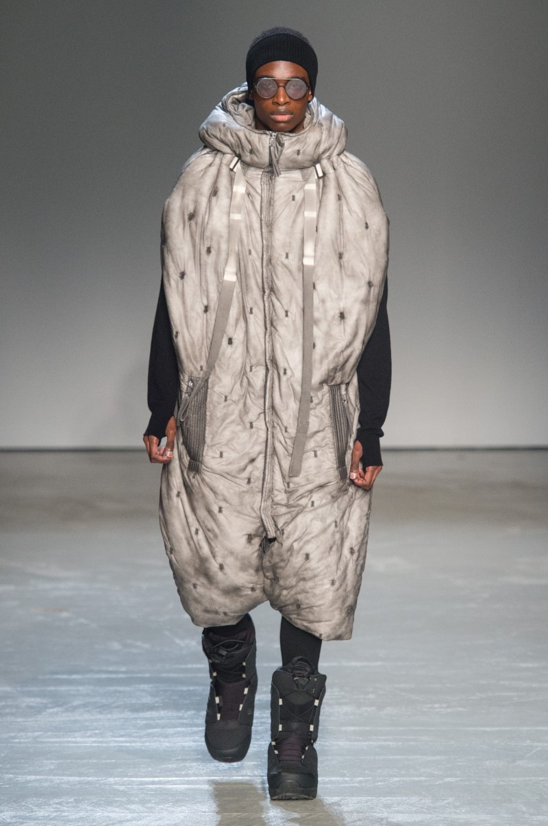 Boris Bidjan Saberi - Fall/Winter 2018-2019 - Paris Fashion Week