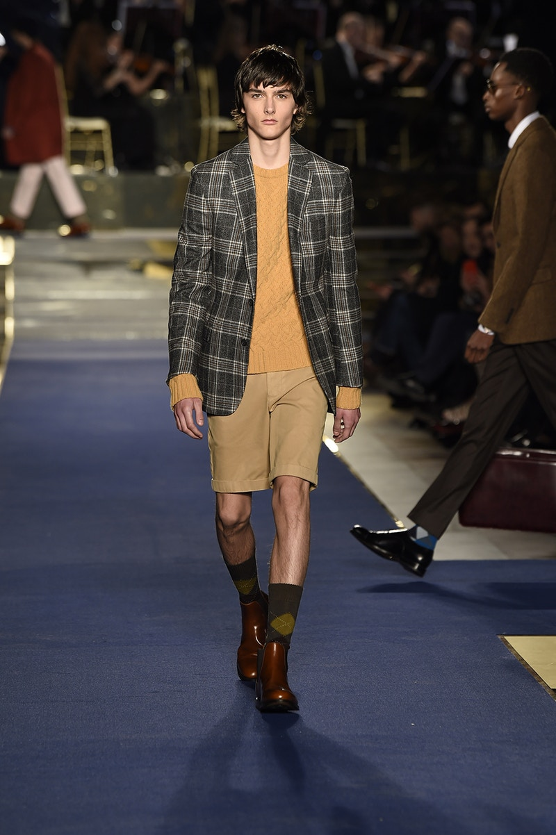 Brooks Brothers - Fall/Winter 2018 - Florence Pitti Uomo