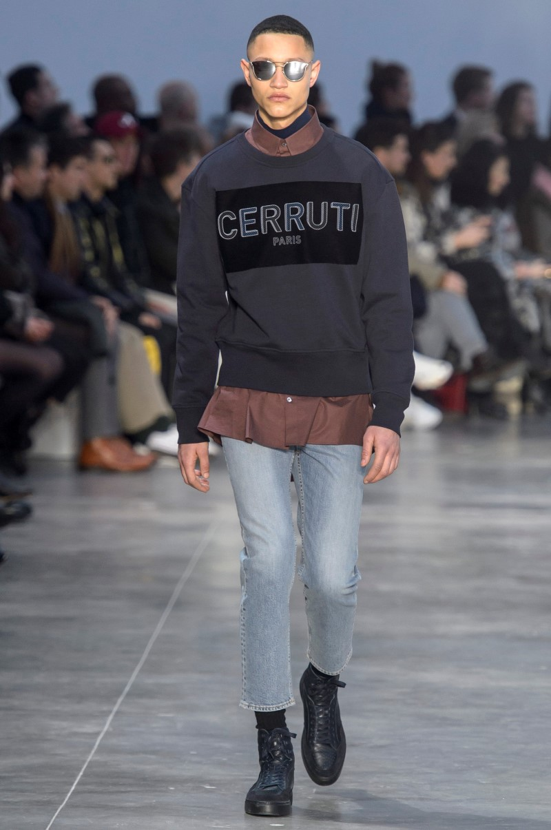 Cerruti 1881 - Fall/Winter 2018-2019 - Paris Fashion Week