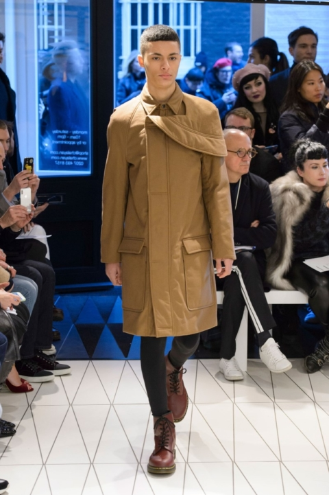 Chalayan - Fall/Winter 2018 - London Fashion Week Men's