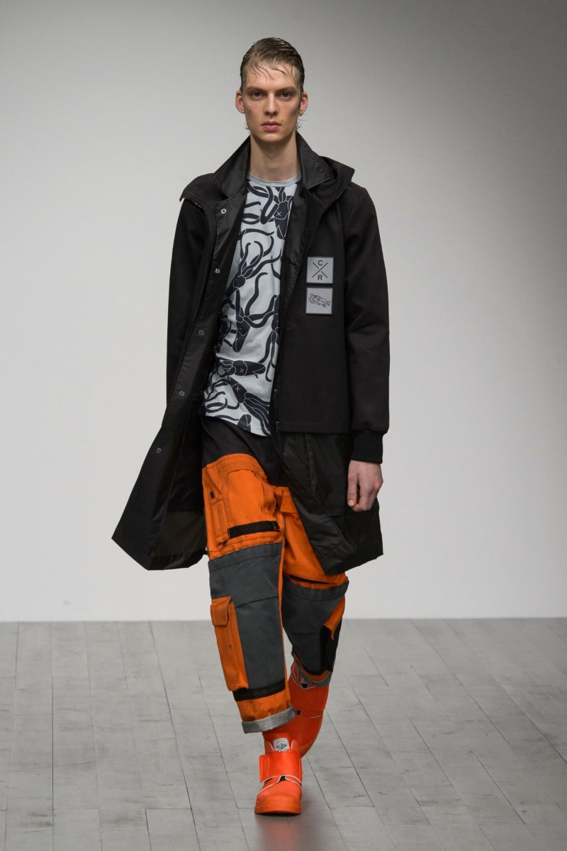 Christopher Raeburn - Fall/Winter 2018 - London Fashion Week Men's