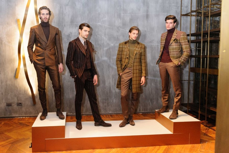 Cifonelli - Fall/Winter 2018 - Milan Fashion Week