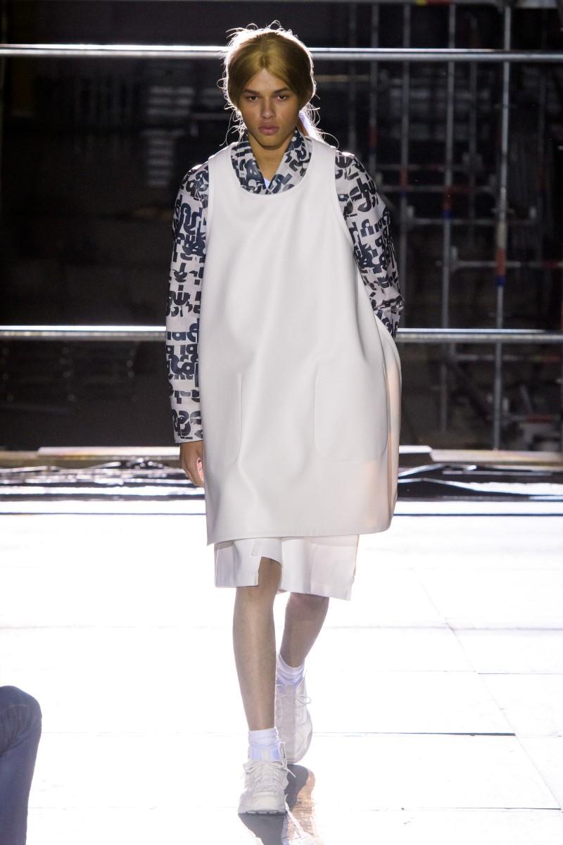 Comme des Garçons Homme Plus - Fall/Winter 2018-2019 - Paris Fashion Week