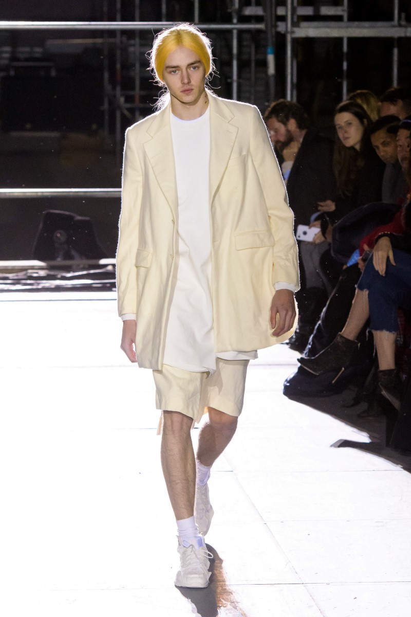 Comme des Garçons Homme Plus - Fall/Winter 2018-2019 - Paris Fashion Week