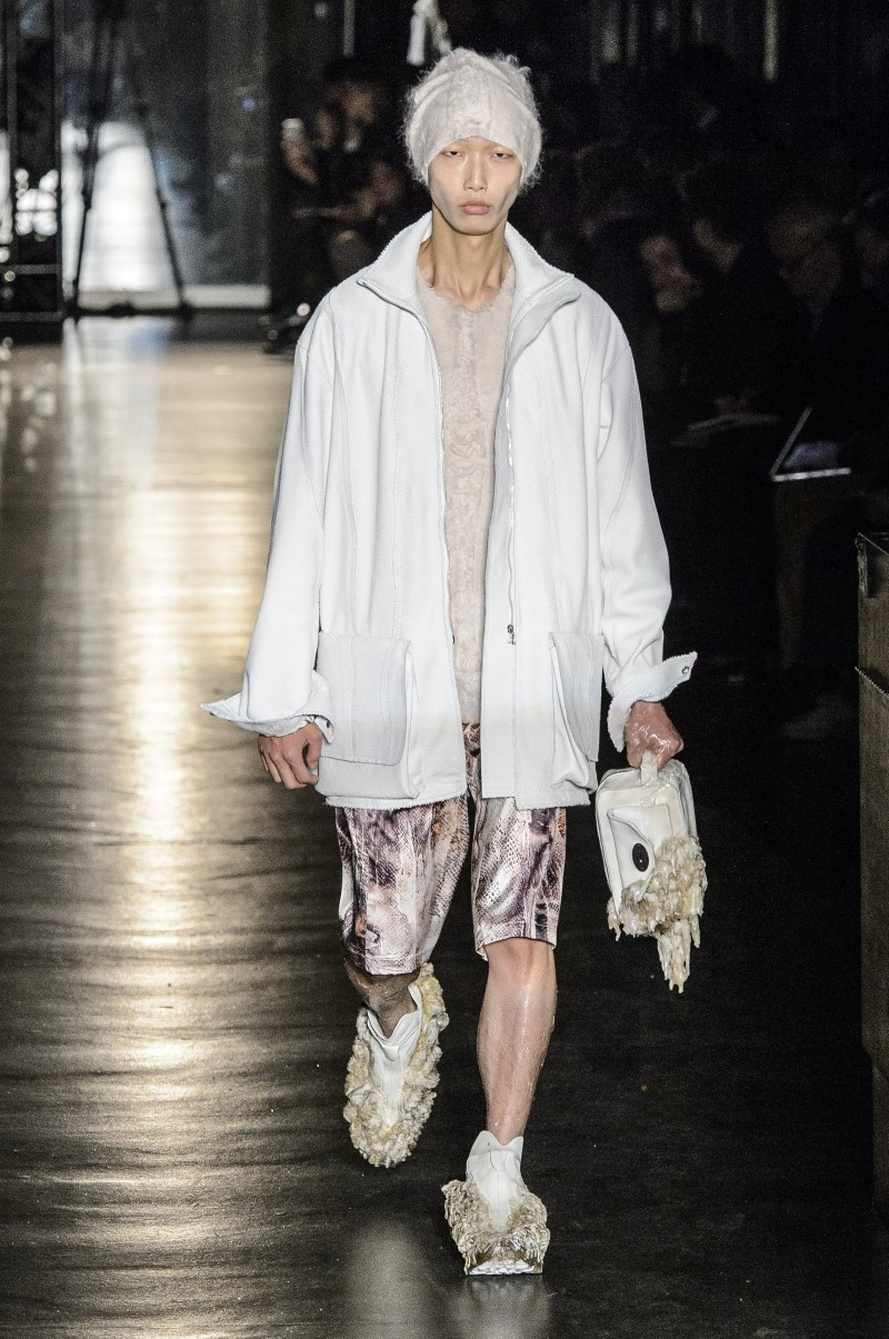 Cottweiler - Fall/Winter 2018 - London Fashion Week Men's