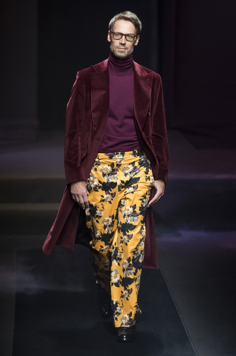 DAKS - Fall/Winter 2018-2019 - Milan Fashion Week