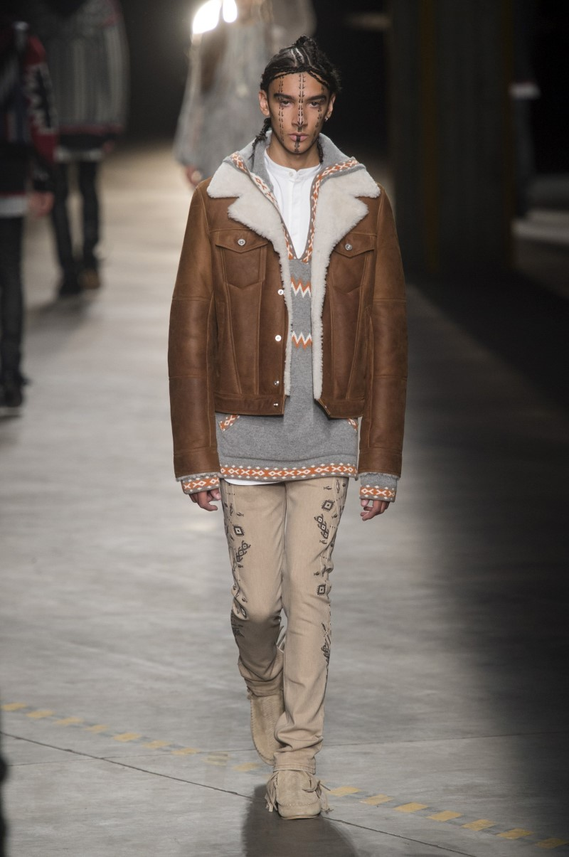 Diesel Black Gold - Fall/Winter 2018-2019 - Milan Fashion Week