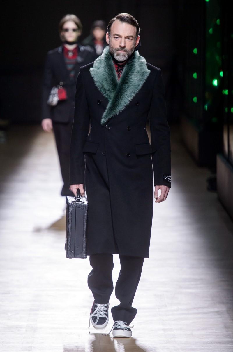 Dior Homme - Fall/Winter 2018-2019 - Paris Fashion Week