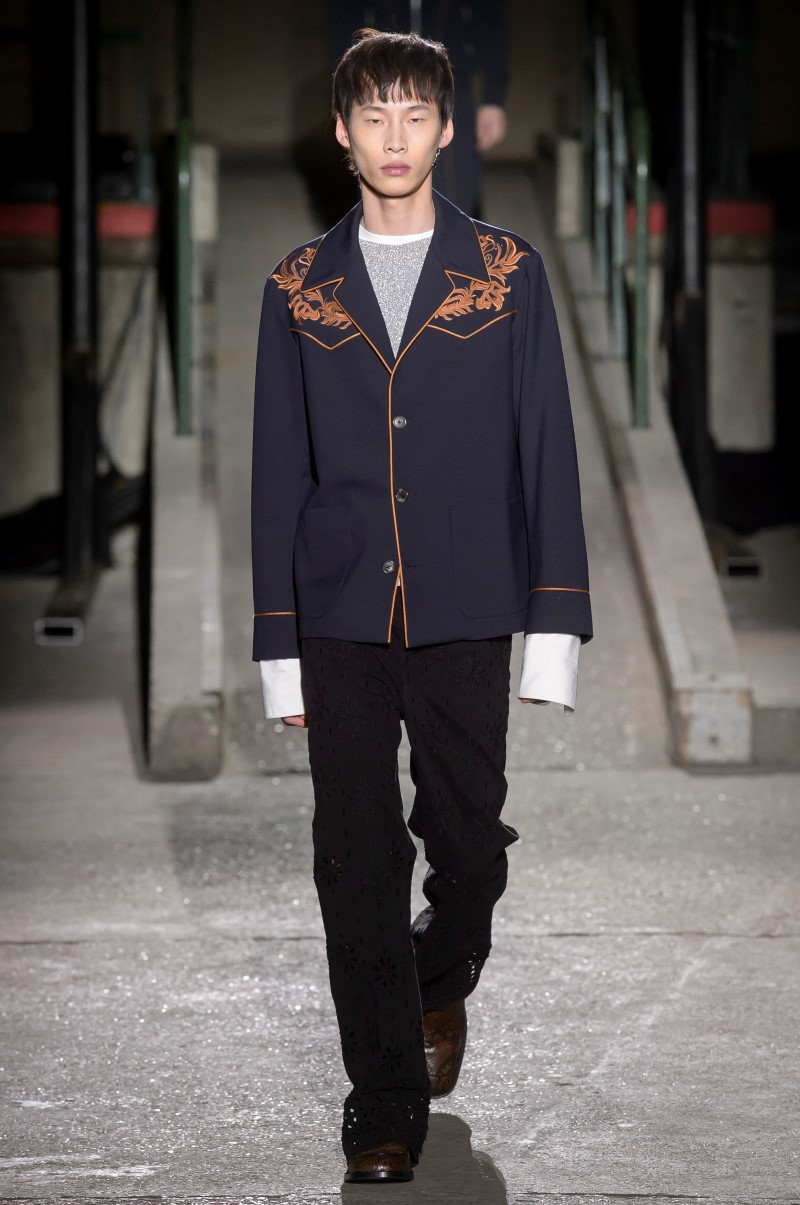 Dries Van Noten - Fall/Winter 2018-2019 - Paris Fashion Week