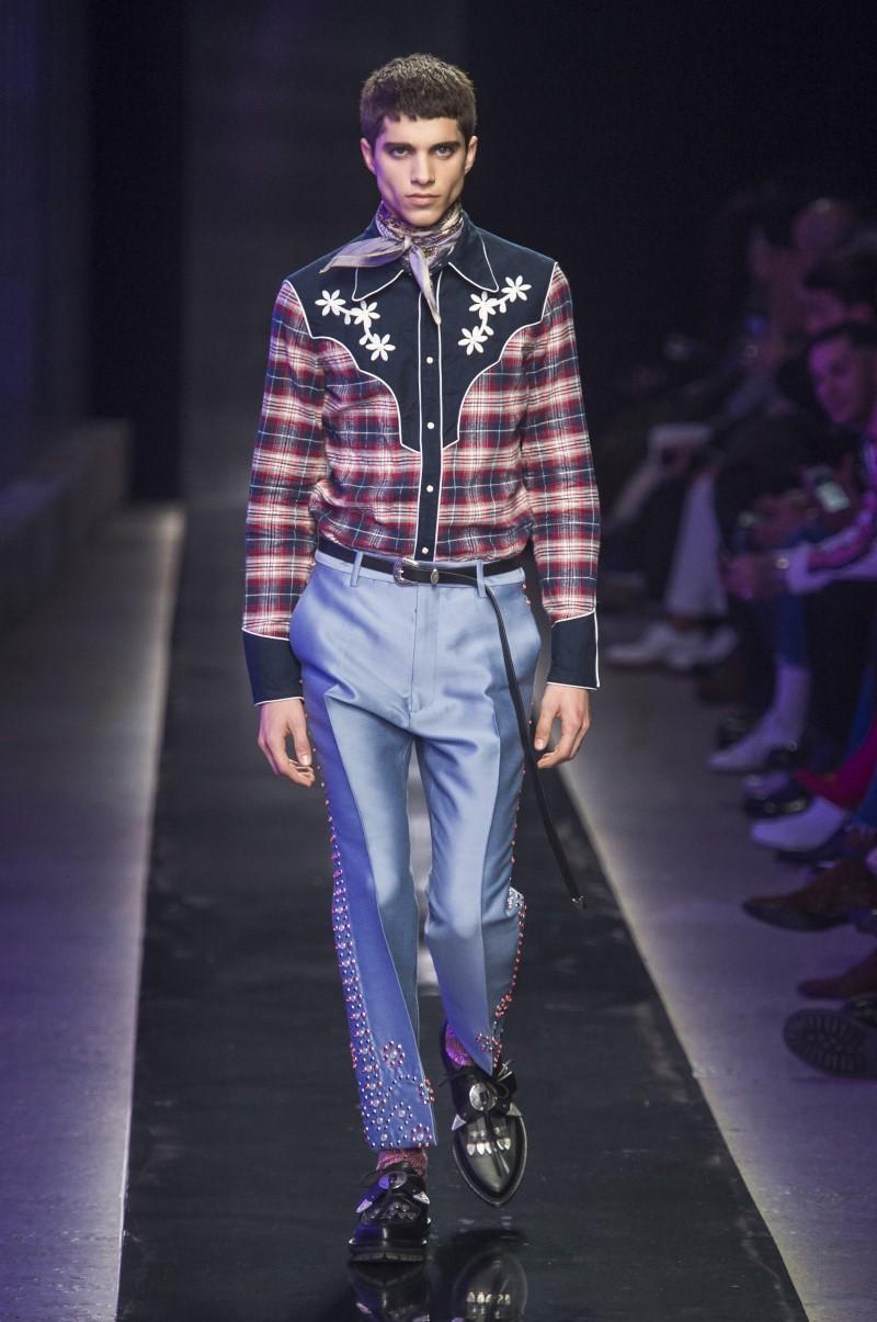 Dsquared2 - Fall/Winter 2018-2019 - Milan Fashion Week