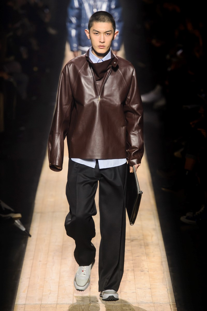 Dunhill - Fall-Winter 2018-2019 - Paris Fashion Week