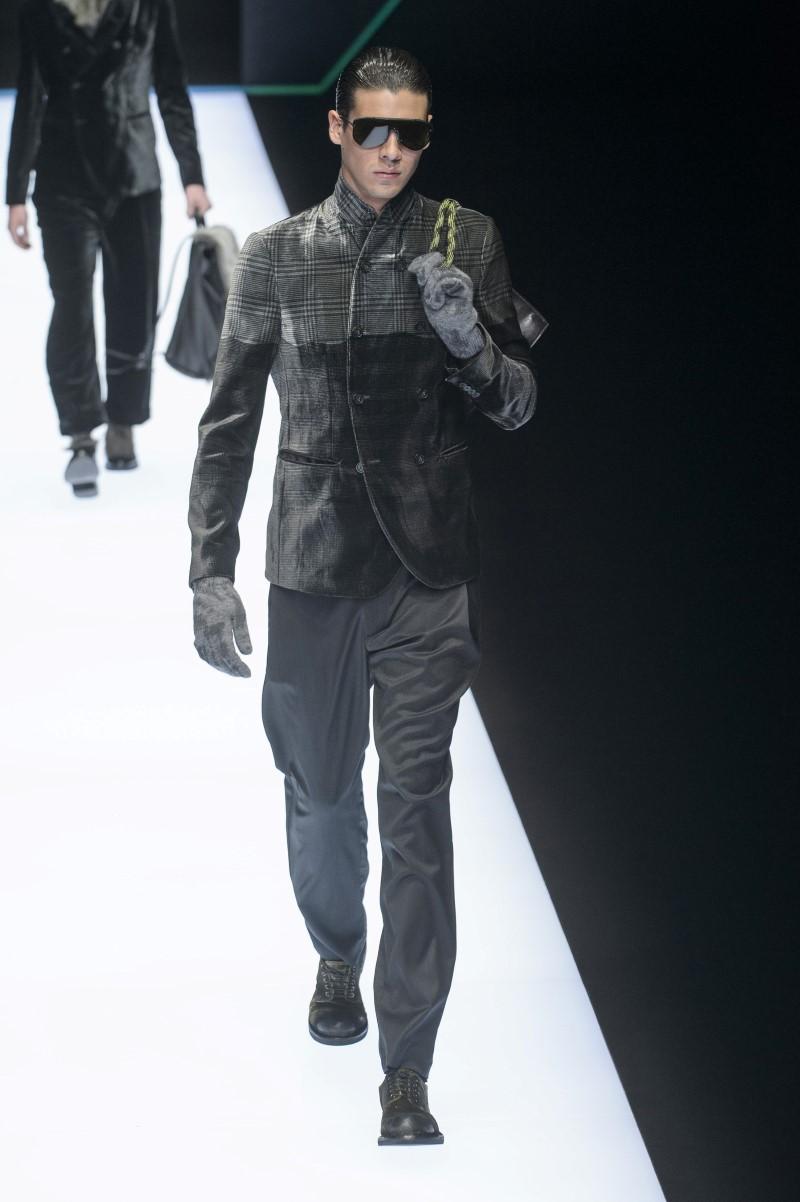 Emporio Armani - Fall/Winter 2018-2019 - Milan Fashion Week