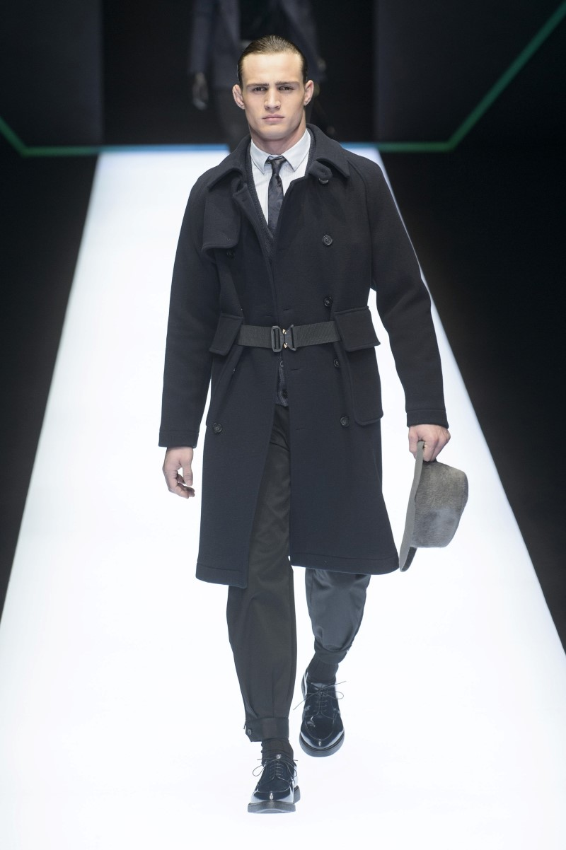 Emporio Armani - Fall/Winter 2018-2019 - Milan Fashion Week