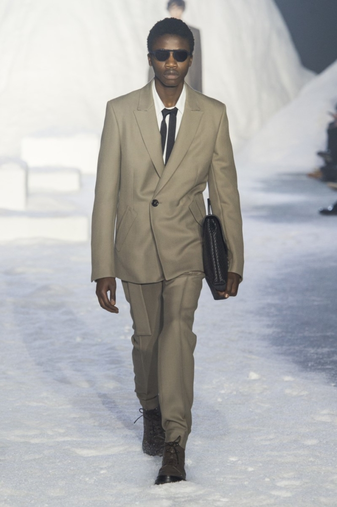 Ermenegildo Zegna - Fall/Winter 2018-2019 - Milan Fashion Week