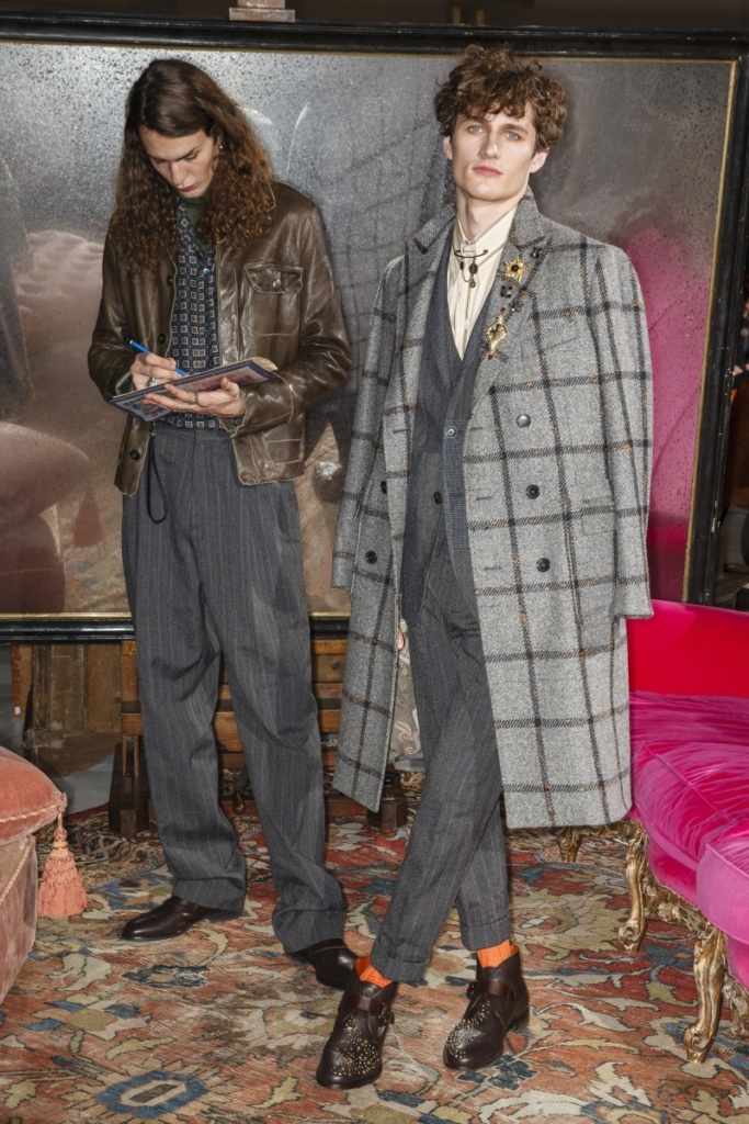 Etro - Fall/Winter 2018-2019 - Milan Fashion Week