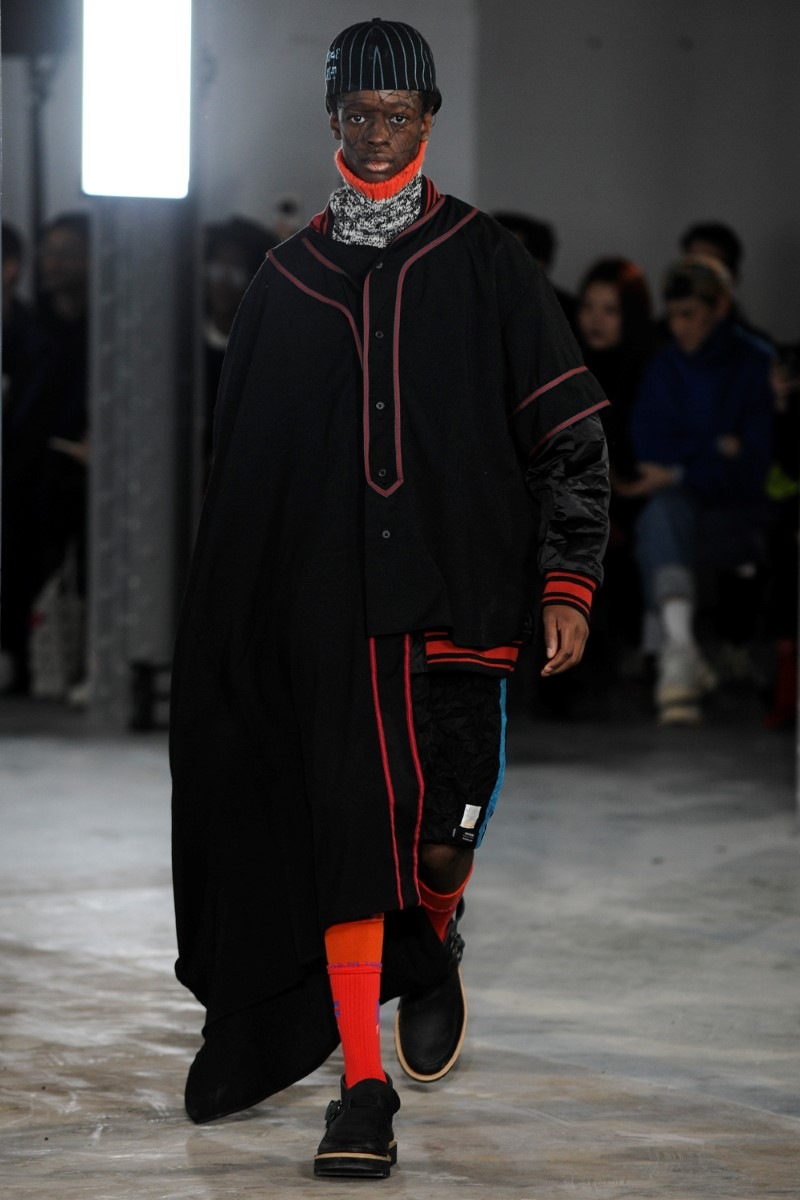 Facetasm - Fall/Winter 2018-2019 - Paris Fashion Week
