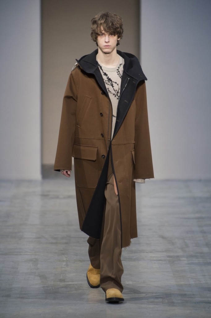 Federico Curradi - Fall/Winter 2018-2019 - Milan Fashion Week