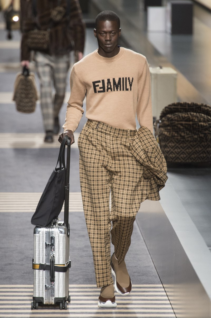 Fendi - Fall/Winter 2018-2019 - Milan Fashion Week