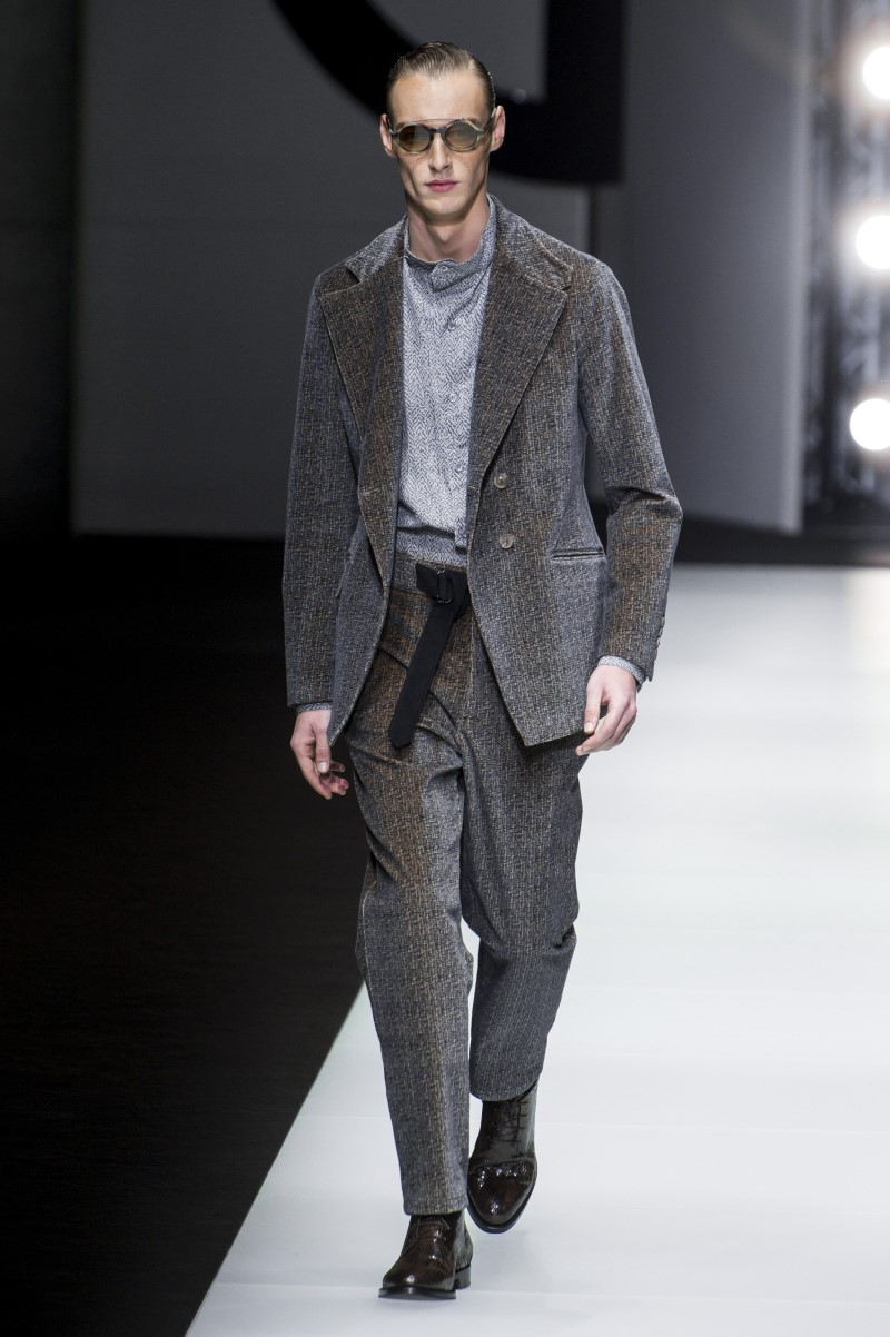 Giorgio Armani - Fall/Winter 2018-2019 - Milan Fashion Week