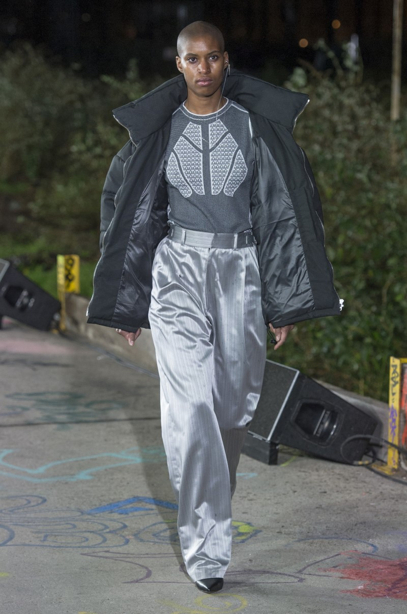 GmbH - Fall/Winter 2018-2019 - Paris Fashion Week