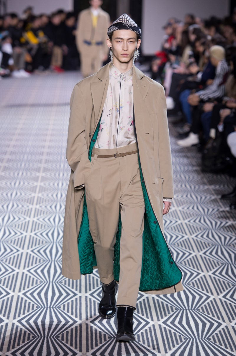 Haider Ackermann - Fall/Winter 2018-2019 - Paris Fashion Week