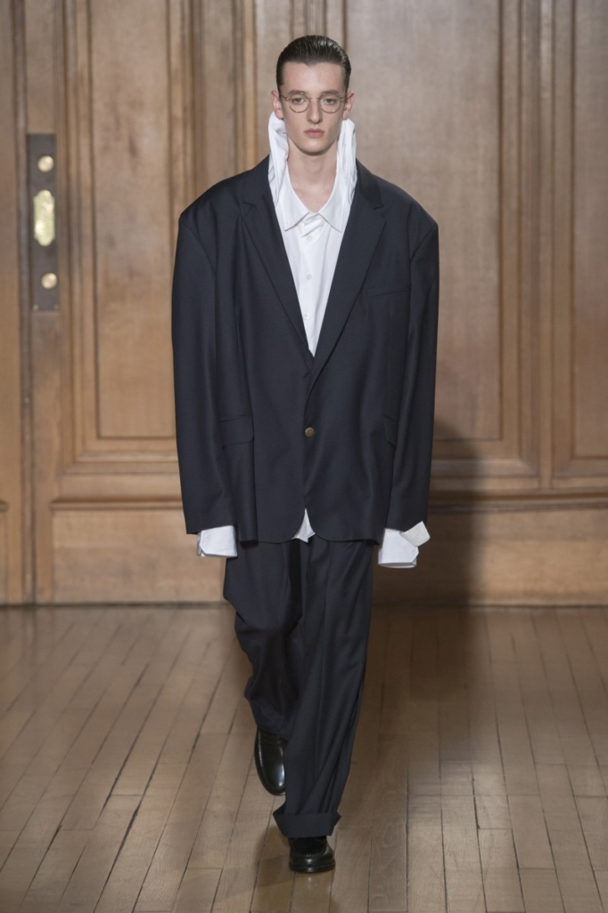 Hed Mayner - Fall/Winter 2018-2019 - Paris Fashion Week