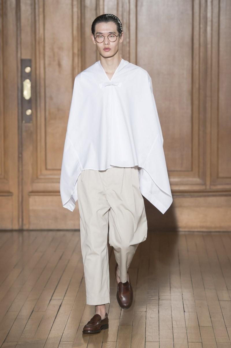 Hed Mayner - Fall/Winter 2018-2019 - Paris Fashion Week