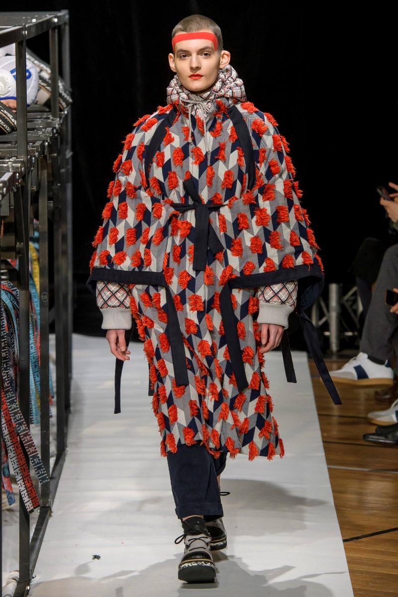 Henrik Vibskov - Fall/Winter 2018-2019 - Paris Fashion Week